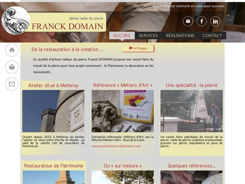 Franck Domain - www.atelierfranckdomain.fr