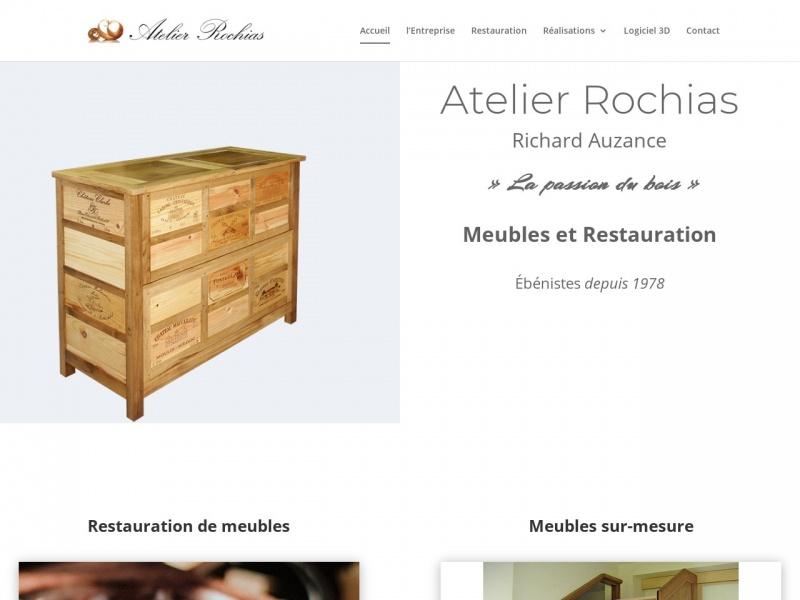 Atelier Rochias - Richard Auzance - Orleat