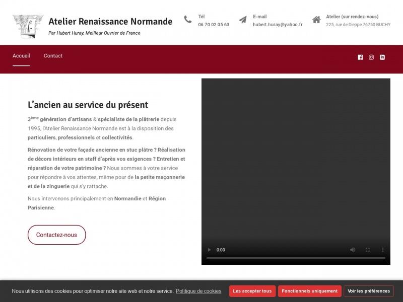 Atelier Renaissance Normande - Hubert Huray - Buchy