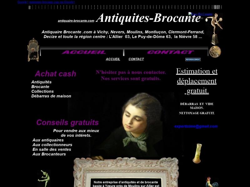 Albert Gentil - www.antiquaire-brocante.com