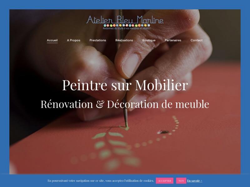 Atelier Bleu Marline - Sainte Eulalie en Royans