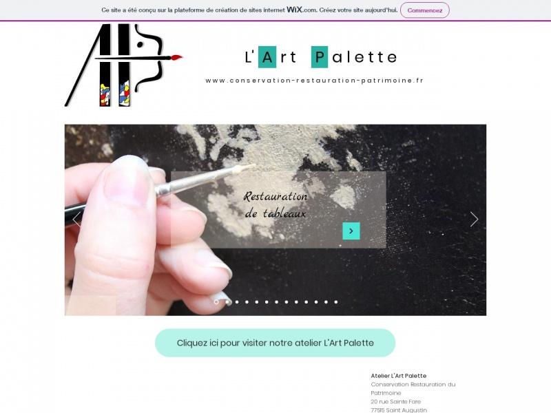 L'Art Palette - Saint Augustin