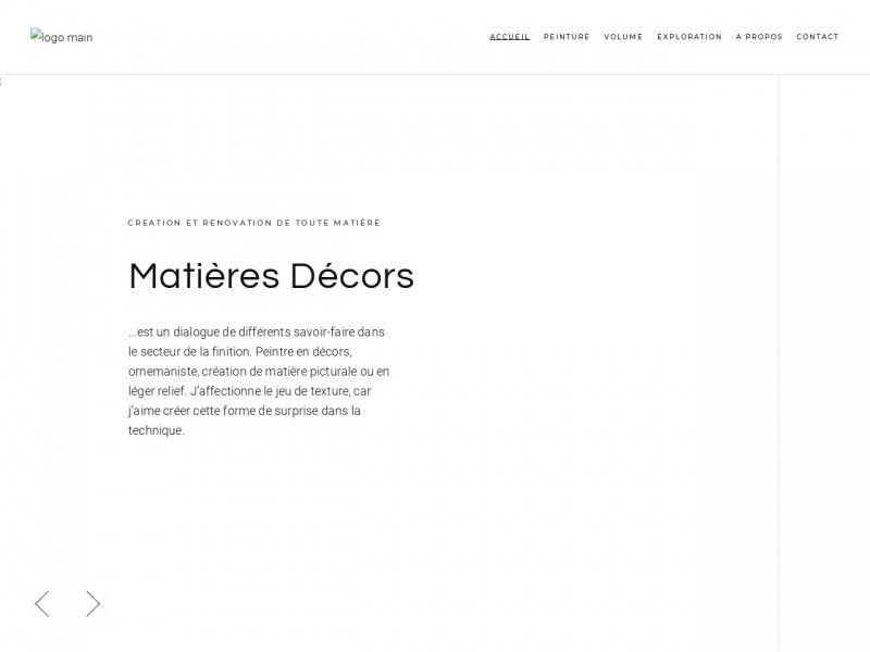 Matières Décors - Raphaëlle R. - matieresdecors.com