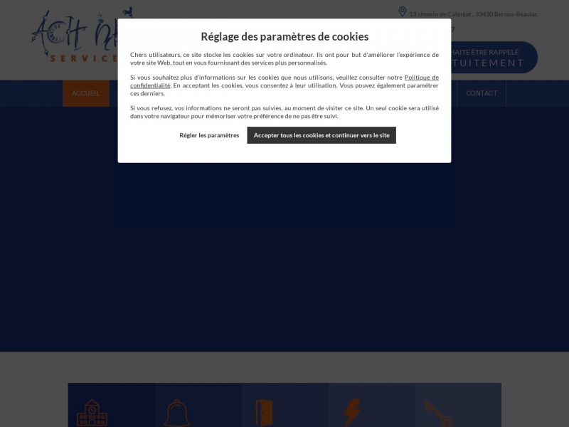 ACH NHP Services - www.nhpservices.fr