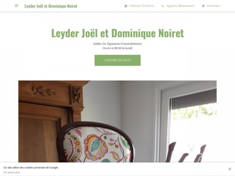 Joël Leyder - Leyder-joel.business.site