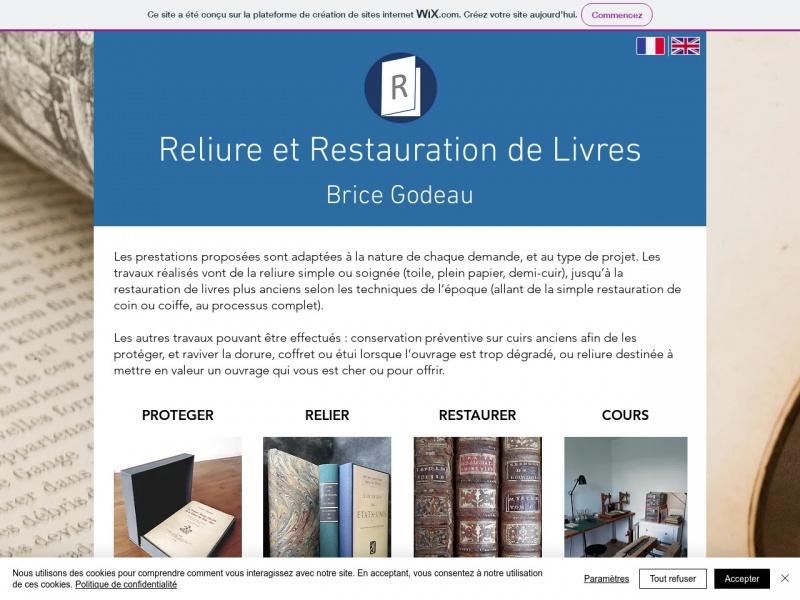 Brice Godeau - Joue les Tours