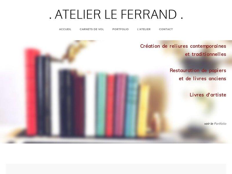 Atelier le Ferrand - Toulouse