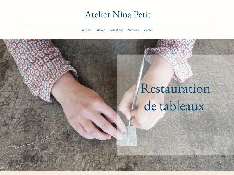 Atelier Nina Petit - Perigueux