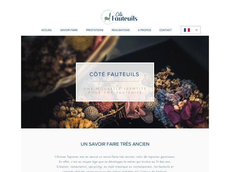Côté Fauteuils - Camiac et Saint Denis